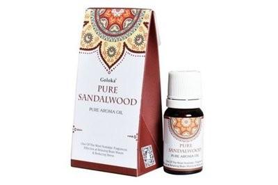Olio Aromatico di Sandalo - contenuto 10 ml