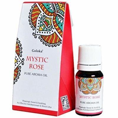 Olio Aromatico di Rosa Mistica - contenuto 10 ml