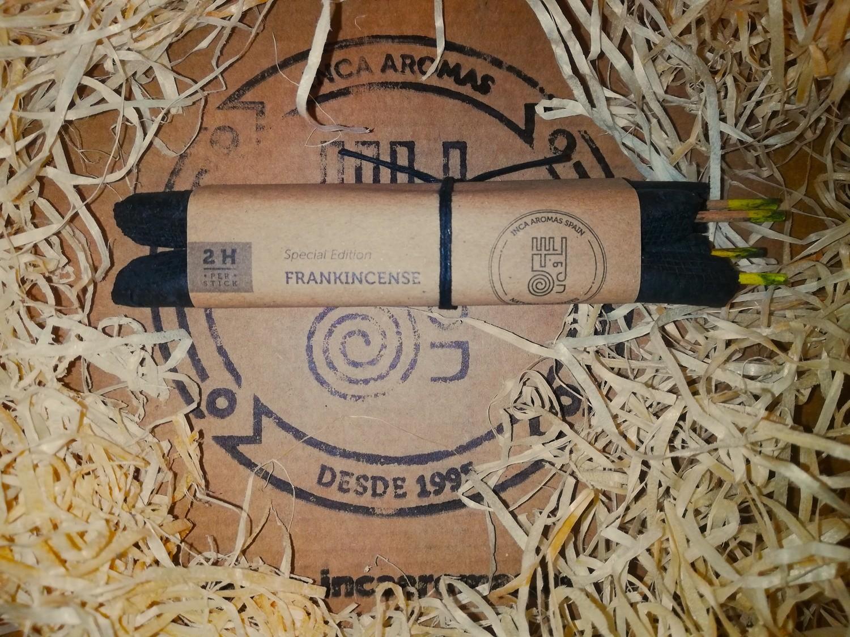 Frankincense Box 4 Pz