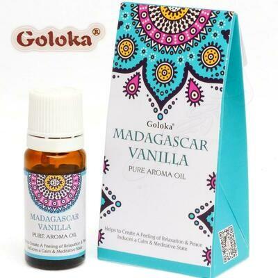Olio Aromatico di vaniglia del Madagascar - contenuto 10 ml