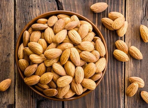 Almonds Plain