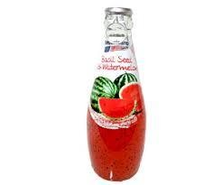 Americano Basil Seed Drink Water Melon 290ml