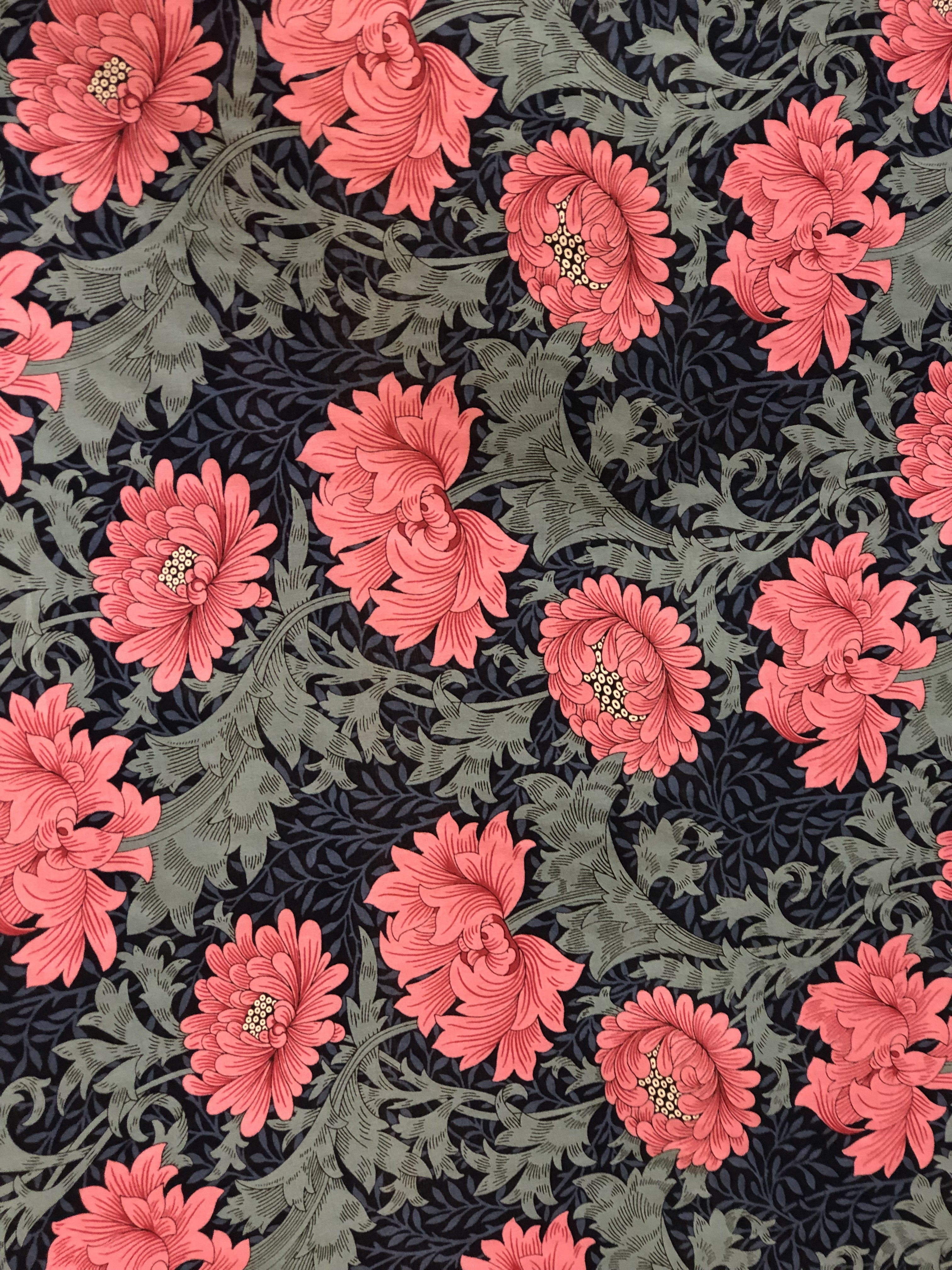 Exclusive Floral 100% Cotton Fabric 00021