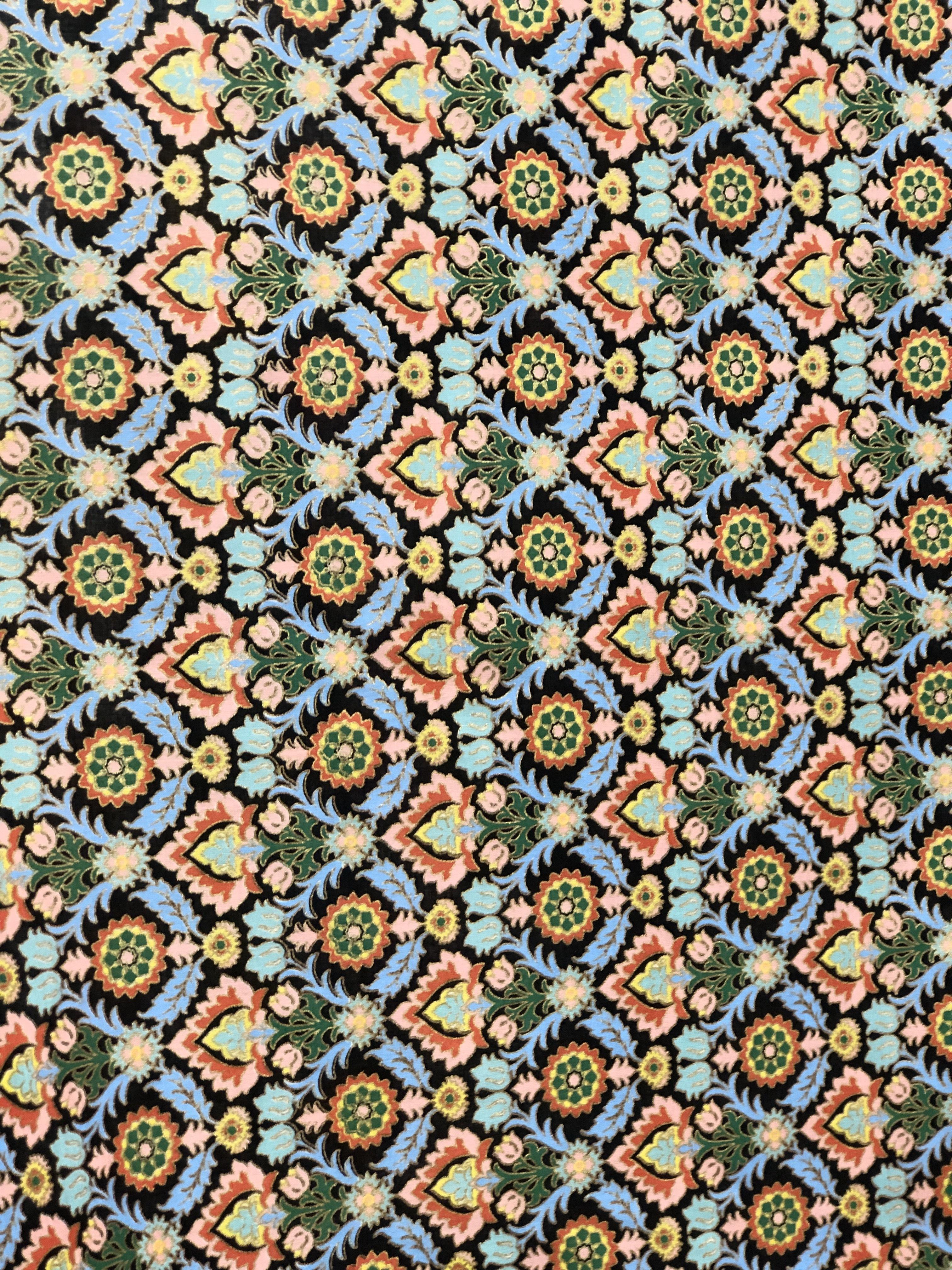 Exculsive 100% Cotton Fabric Design 00022