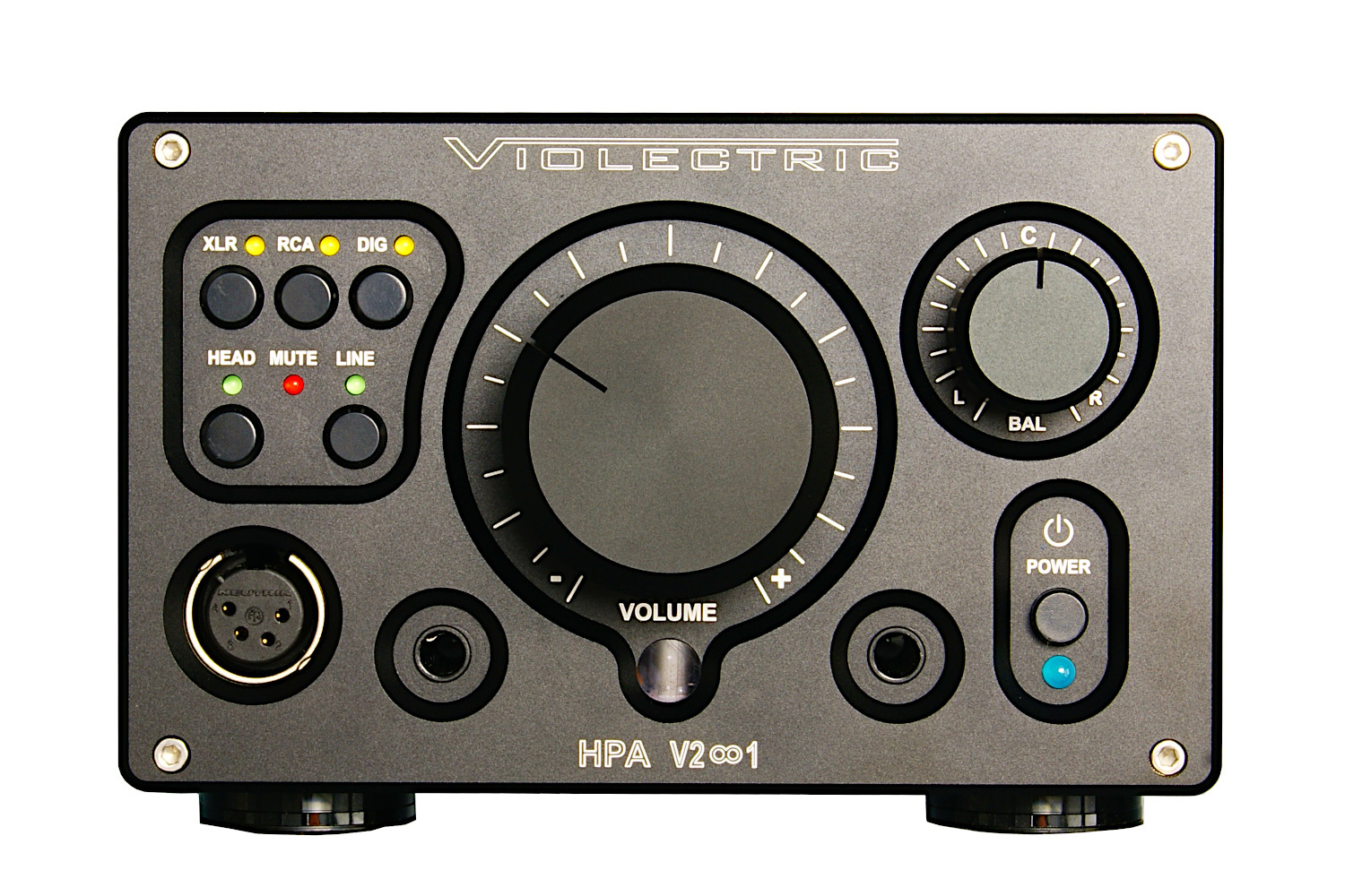 Violectric HPA V281 Headphone Amplifier