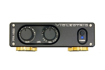 Violectric PPA V600 Phono Pre-Amplifier