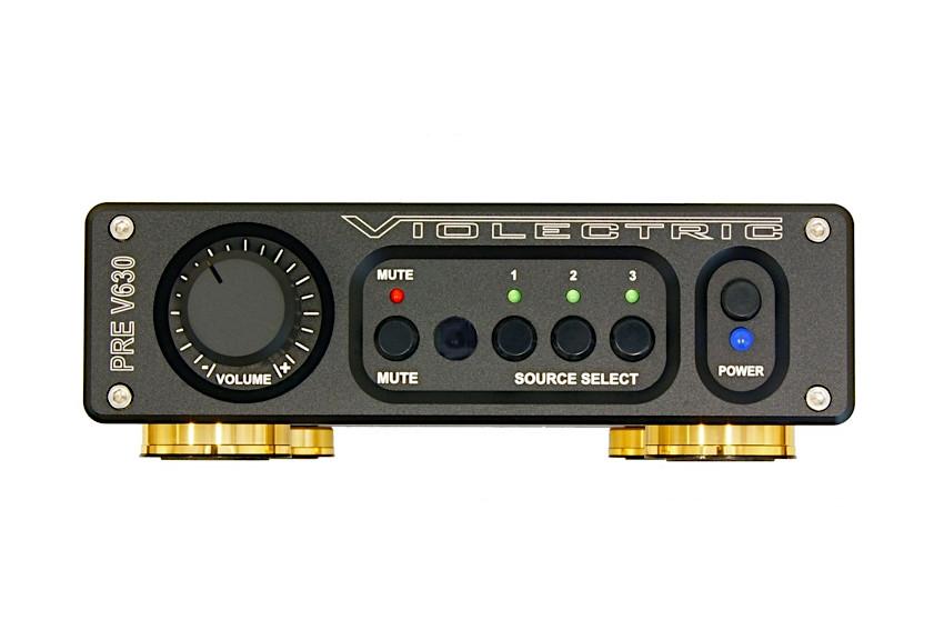 Violectric PRE V630 Line Pre-Amplifier w/ Remote