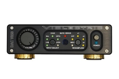 Violectric DAC V850 Digital Audio Converter