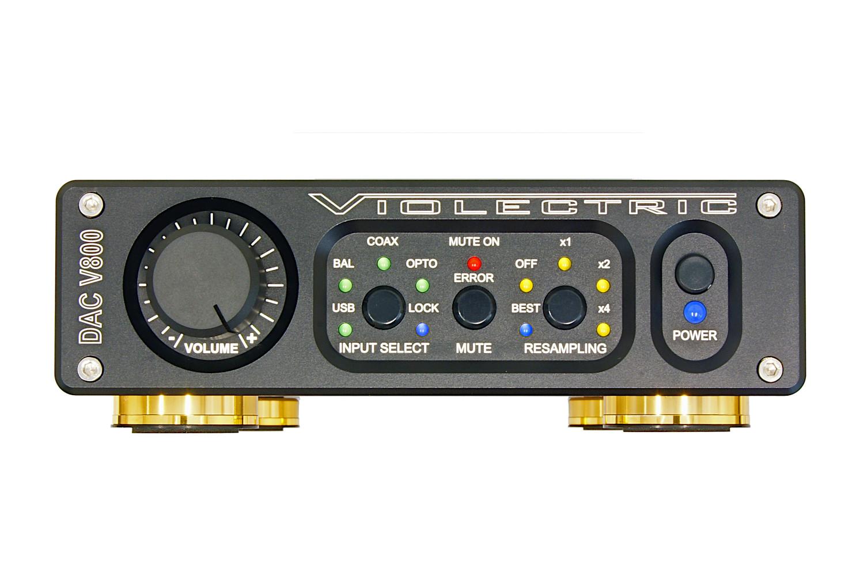 Violectric DAC V800 Digital Audio Converter