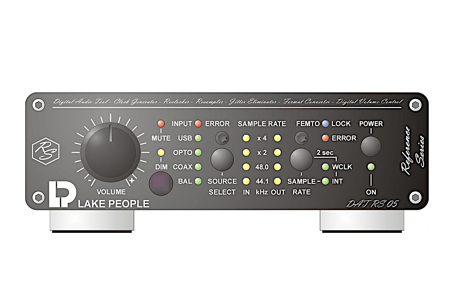 Lake People DAT RS 05 Digital Audio Translator