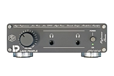 Lake People HPA RS 02 Headphone Amplifier