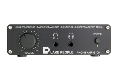 Lake People G109 S Headphone Amplifier
