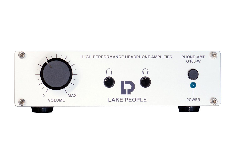 Lake People G100 W Headphone Amplifier