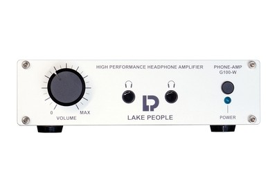 Lake People G100 W Headphone Amplifier