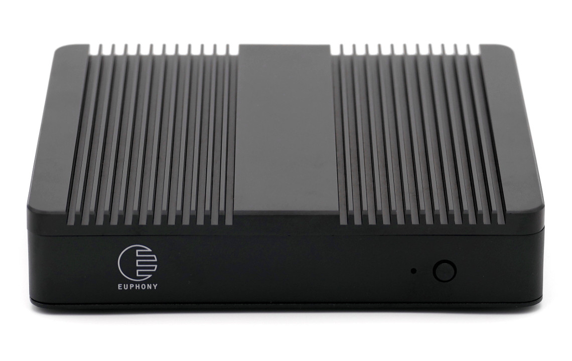Euphony PTS Music Server Black