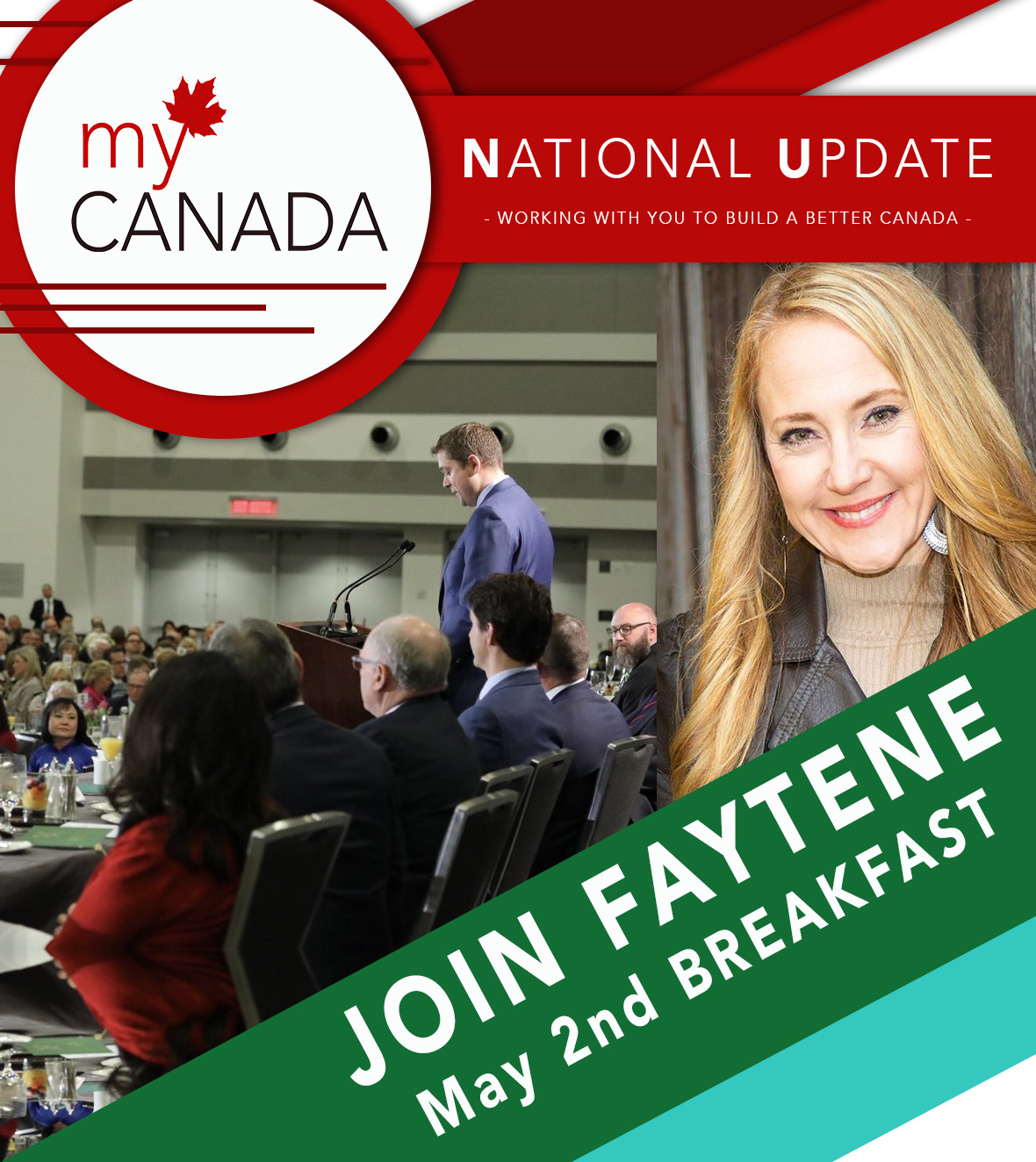National Prayer Breakfast Ticket (Breakfast Only) - SOLD OUT
