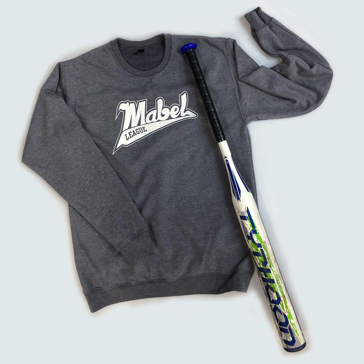 Mabel Crewneck Pullover Sweatshirt