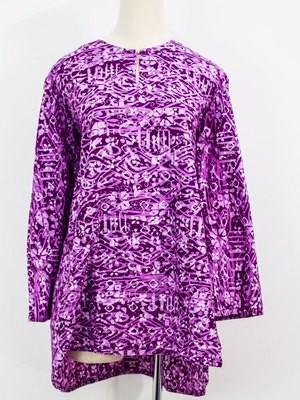 Blouse Pesak ( Purple, pink) 1085010401201C