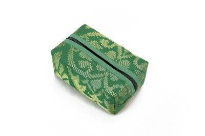 Block Coin Pouch Songket (Green) 0690111103944C