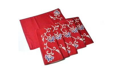 Placemat set of 6 0659905001008-TIC