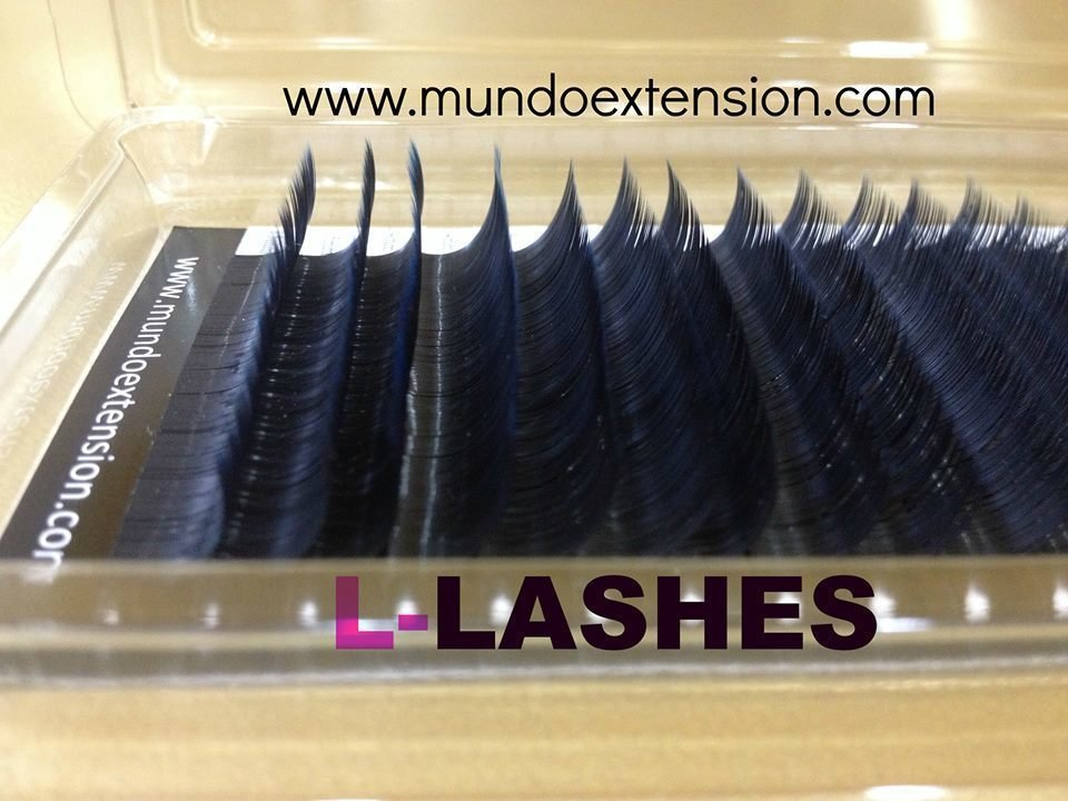NEW REAL MINK LASHES MISTO 16 LINEE CURL
