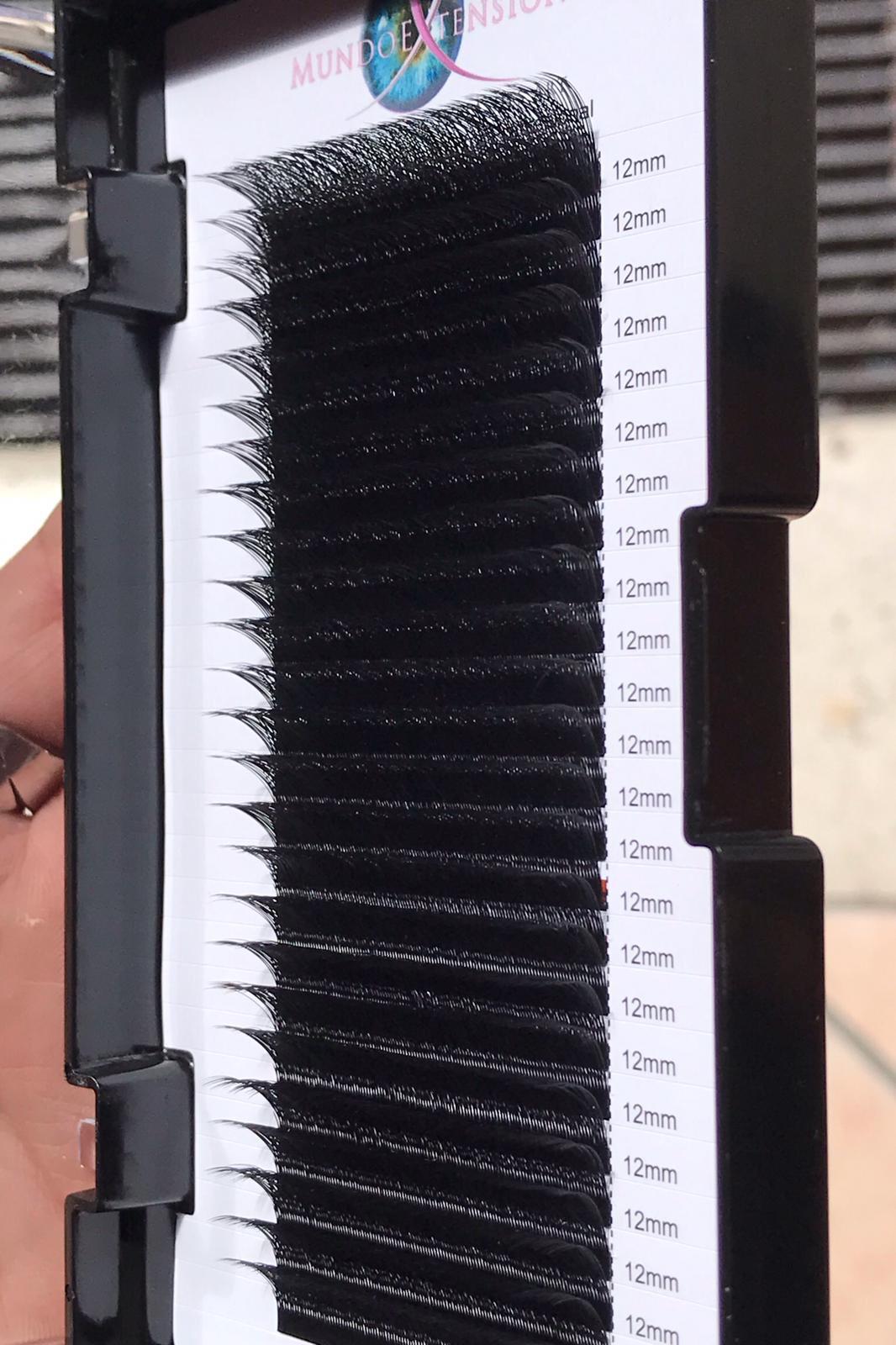 Edizione Limitata❤️❤️❤️ Ciglia con fibra super sofisticata morbide e soavi più del ciglia umane
