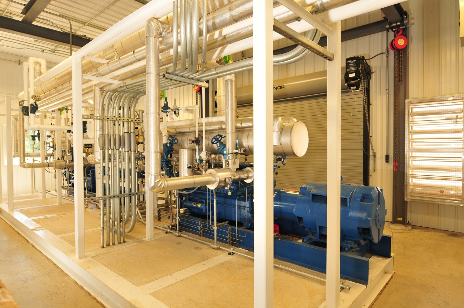 Introduction to Ammonia Refrigeration Operations