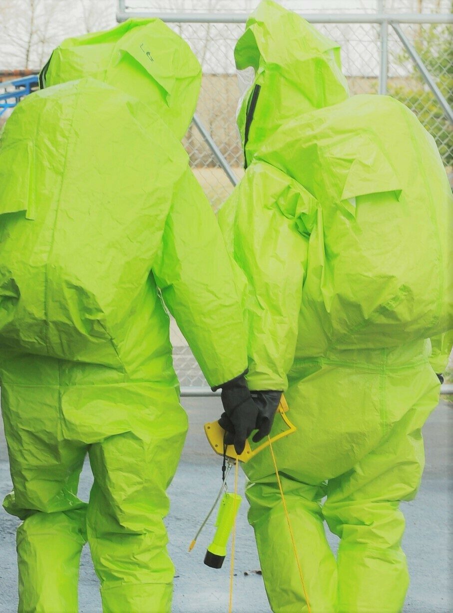 24 Hour Hazardous Materials Technician Training