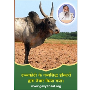 Desi Cow Poster (HD)