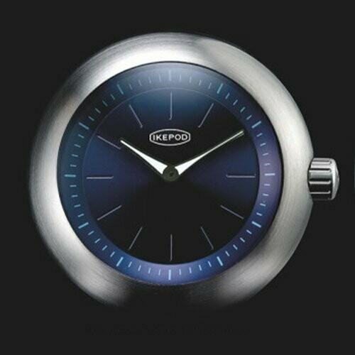 Часы Ikepod Duopod MIDNIGHT BLUE 008