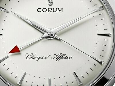 Corum Vintage Charge D'Affaires 38
