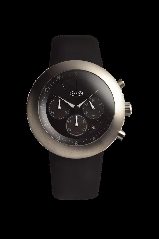 Часы Ikepod Chronopod BLACK PPK 007