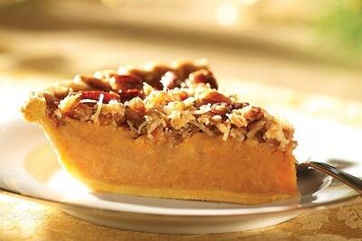 Sweet Potato Crunch Pie