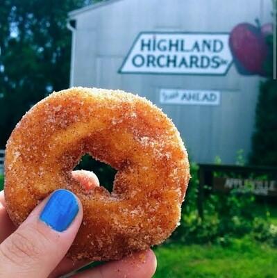 Donut- 1/2 dozen