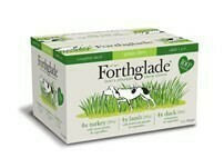 Forthglade - Turkey, Lamb, Duck grain free Mixed Box - 12 x 395g