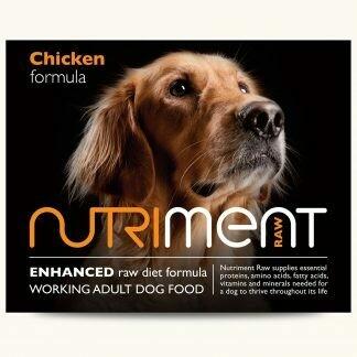 Nutriment - Chicken Formula - 500g