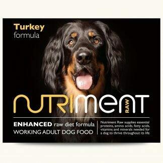 Nutriment - Turkey - 1.4kg