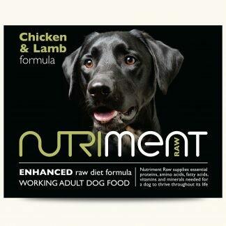 Nutriment - Chicken & Lamb - 1.4kg