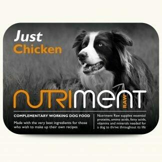 Nutriment - Just chicken - 500g