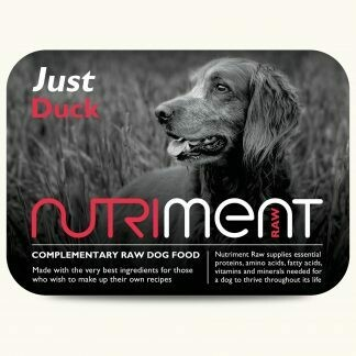 Nutriment - Just Duck - 500g