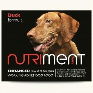 Nutriment - Duck - 1.4kg