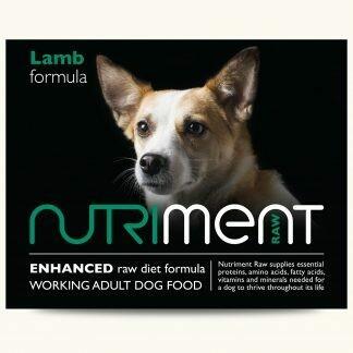 Nutriment - Lamb - 1.4kg