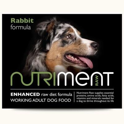 Nutriment - Rabbit Formula -  500g