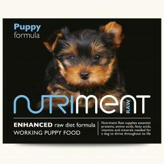 Nutriment - Puppy - 500g