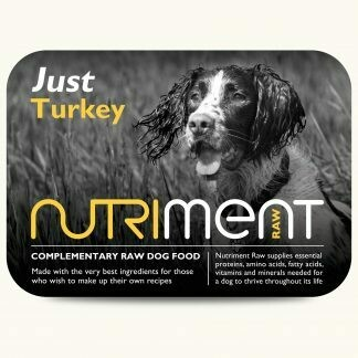 Nutriment - Just turkey - 500g