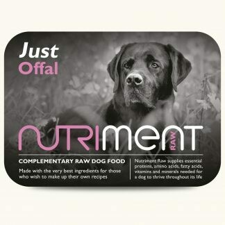 Nutriment - Just Offal - 500g