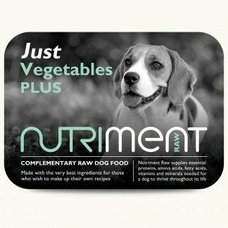 Nutriment - Just Vegetable Plus - 500g