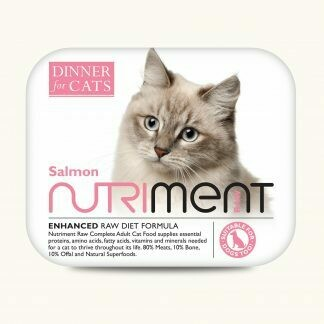 Nutriment - Dinner for Cats - Salmon - 175g