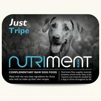 Nutriment - Just Tripe - 500g