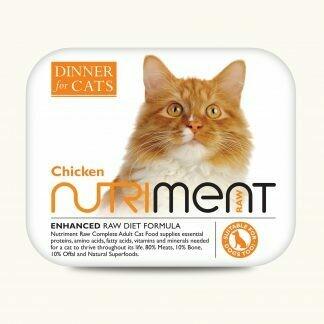 Nutriment - Dinner for Cats - Chicken - 175g